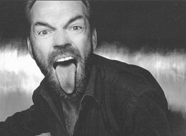 Hugo Weaving - portrait by Peter Brew-Bevan