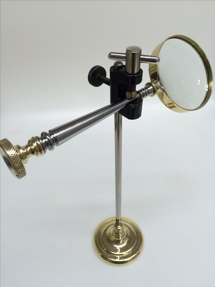 Magnifying Glass With Stand Secret Science Examination Device