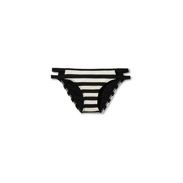 mix & match swimwear:Target ❤ liked on Polyvore featuring swimwear, bikinis, bikini bottom, bikini beachwear, bikini two piece, bikini swimwear and bikini tops