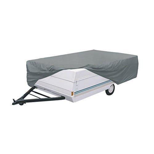 Classic Accessories OverDrive PolyPRO 1 Pop-Up Camper Traile - grey