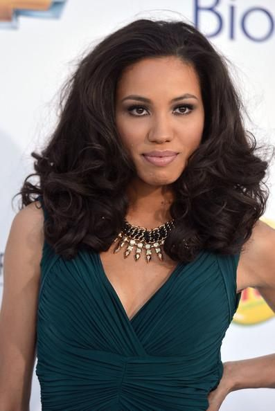 Jurnee Smollett, Actress- (Ashkenazi Jewish, African-American, Louisiana Creole, First Nation/Native American, Irish)