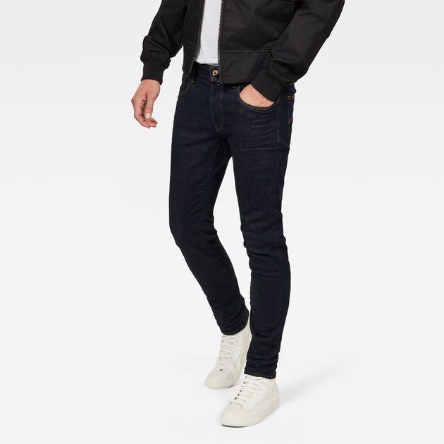3301 Deconstructed Slim Jeans   Jeans slim, Jeans et Slim