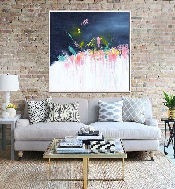 Abstract Painting, Original Artwork, Abstract Canvas Painting, Modern Art, Contemporary Art, Abstract Wall Art