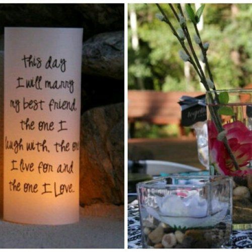 24 Best Quotes For Reception Tables Images On Pinterest