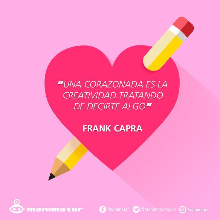 Frases de creatividad. #Quotes #Diseño #Creatividad