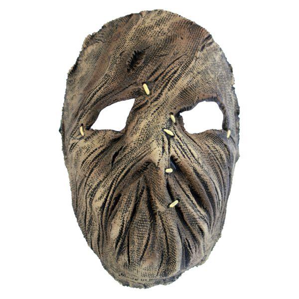 Fugleskremsel maske - Skumle halloween masker