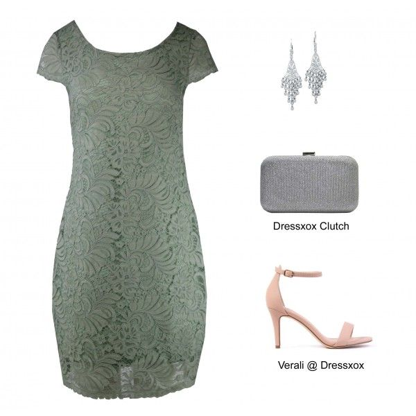 Tilaih Lace Cocktail Dress