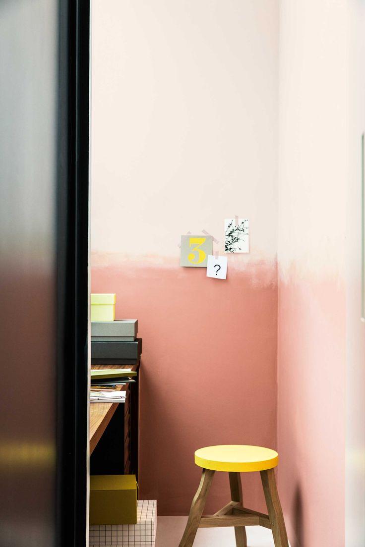 Meer dan 1000 ideeën over roze verf kleuren op pinterest ...