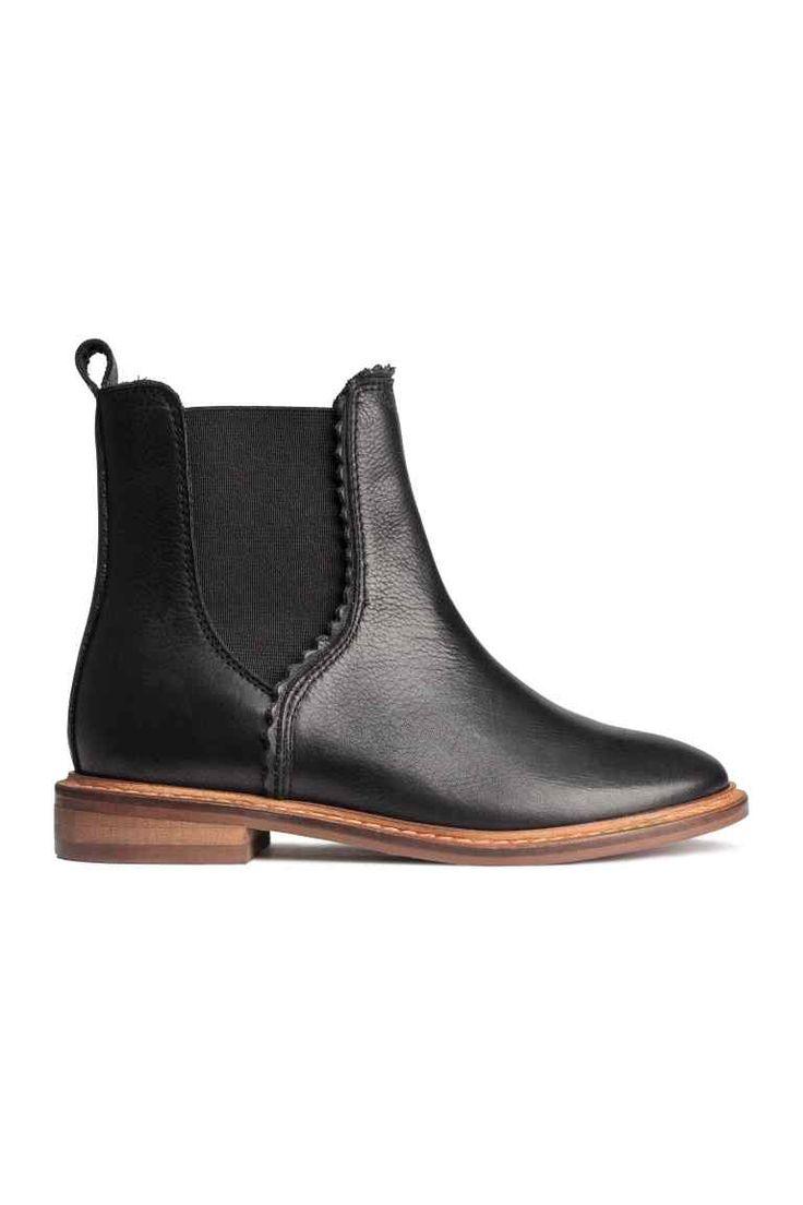 Zapatos negros Bisgaard infantiles d7WWcD