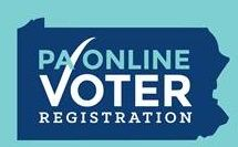 Pennsylvania residents can register to vote online.  Register before March 28, 2016 to vote in the 2016 primary election.