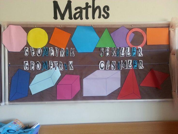 Geometrik şekiller, Geometrik cisimler