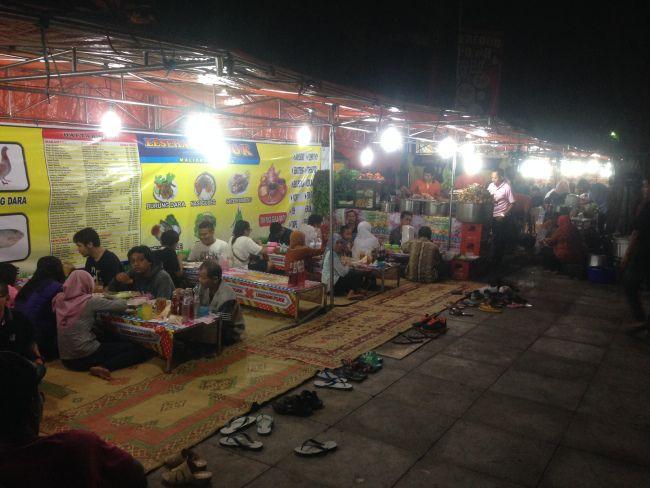 street food, Yogyakarta
