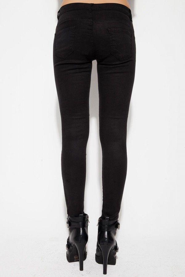 Én Vie by Lidyana Vanessa Siyah Yırtık Skinny Jean Pantolon ile tarzını ve şıklığını tamamla, modayı keşfet. Birbirinden güzel Jean modelleri Lidyana.com'da!