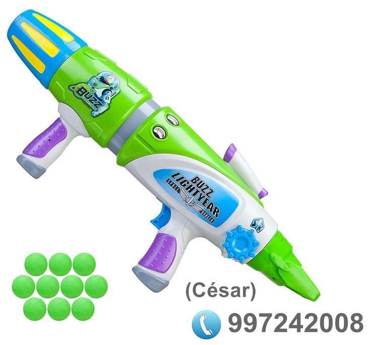 Buzz Lightyear Blaster