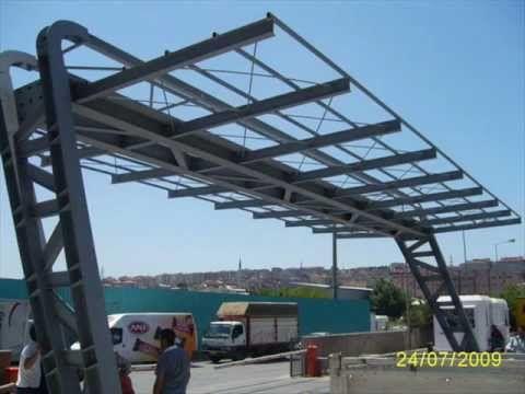 http://www.mumcularinsaat.com çelik konstrüksiyon proje videoları