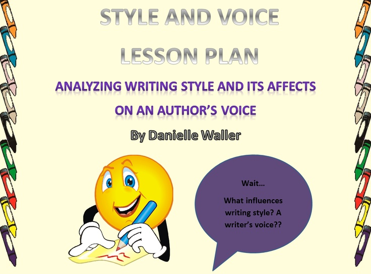 writing essays in active voice