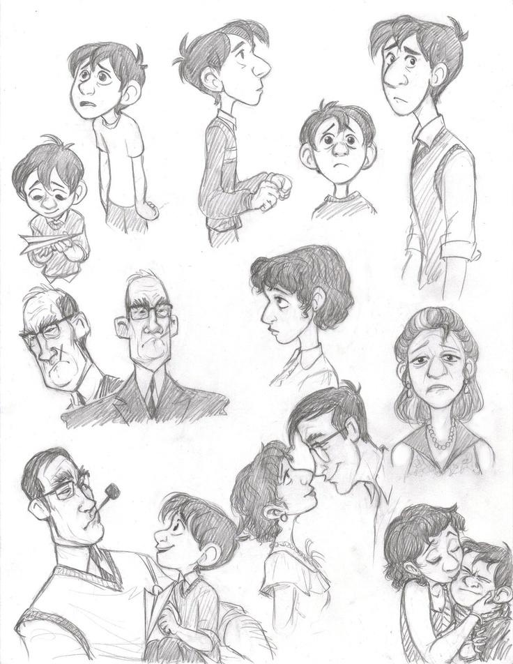 Character Design Essay : Best images about the paperman on pinterest disney