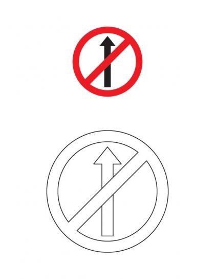 Best 25 Traffic sign ideas on