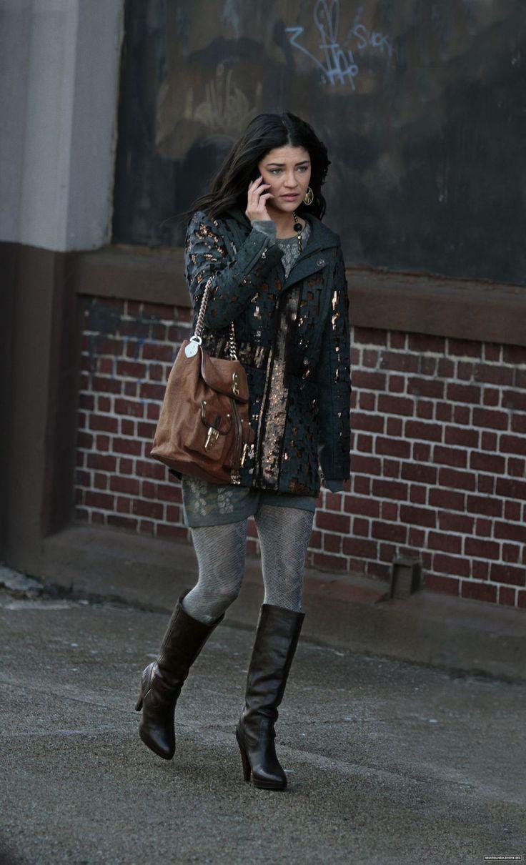 Gossip Girl Season 4. Vanessa Abrams.