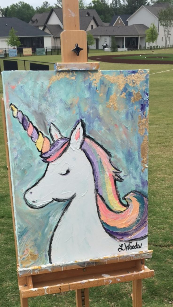 Unicorn #birthdayparty