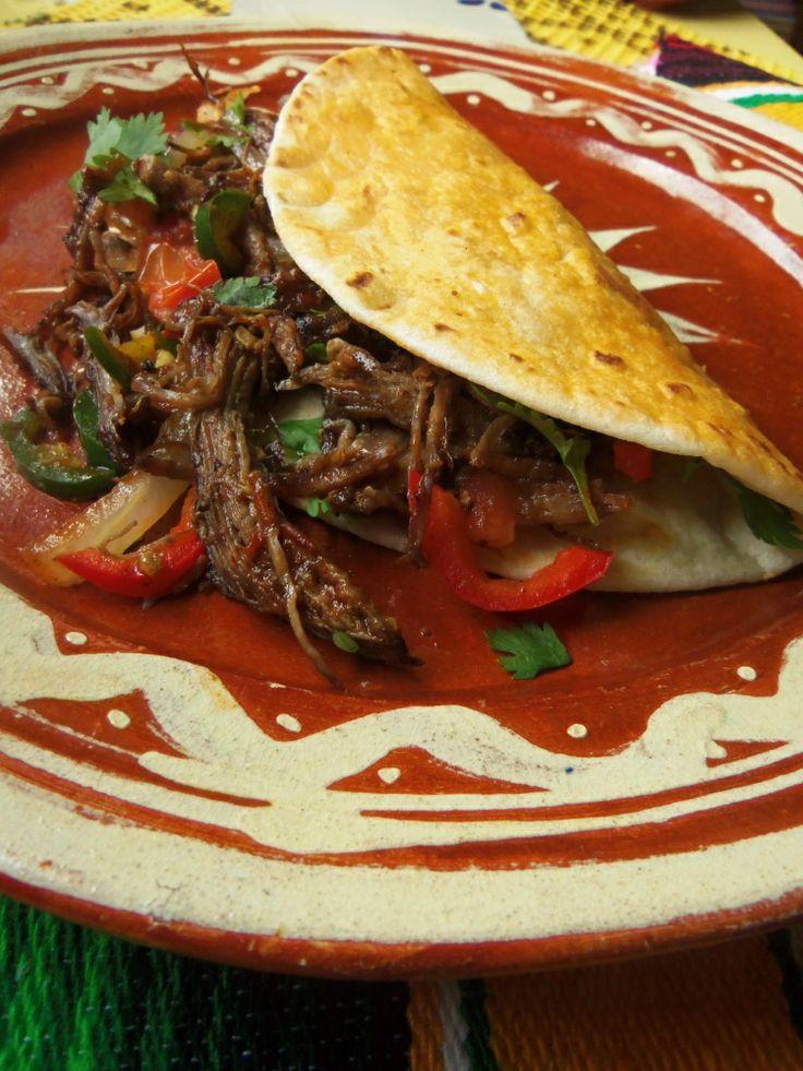 Beef Machaca - Hispanic Kitchen