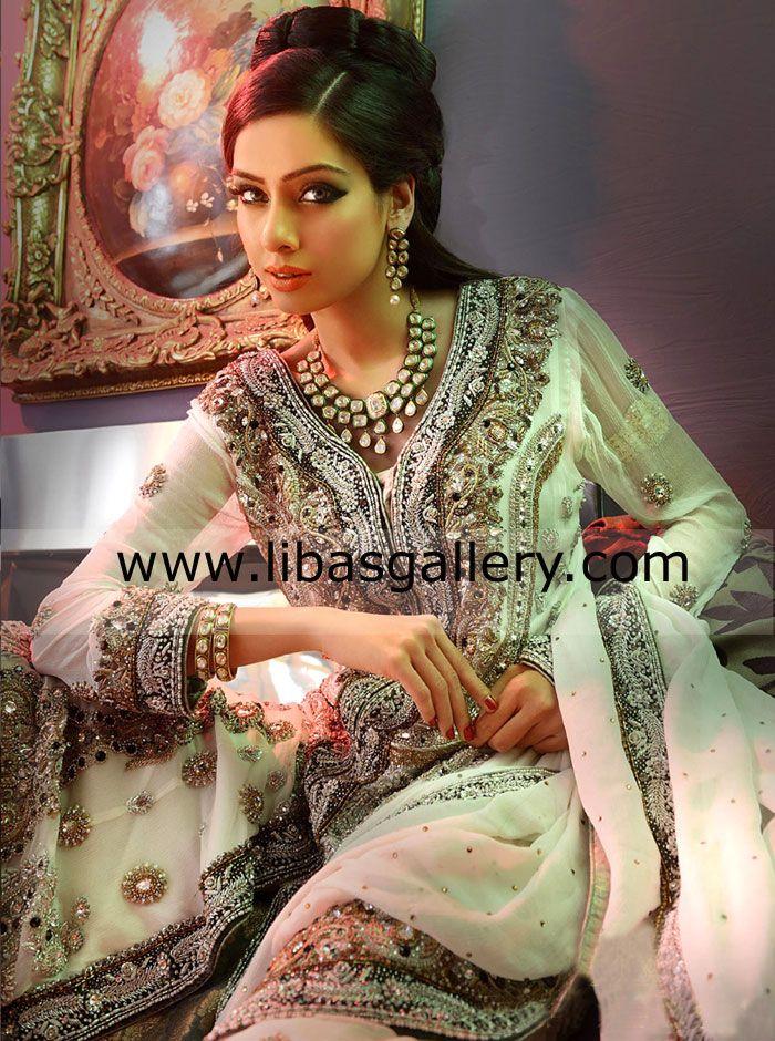 Stani Muslim Bridal Wear Dresses Latest Fashion Best Dress