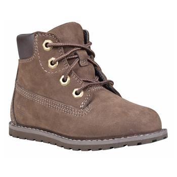 Timberland - Chaussures Souples Pokey Pine 6-inch pour Enfant - Marron