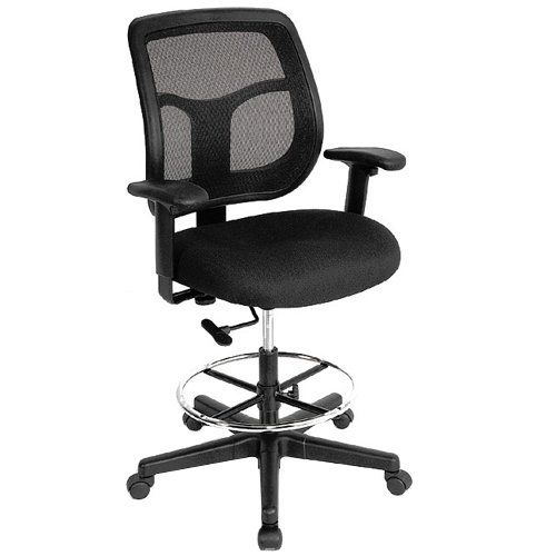 Eurotech Apollo Mesh Back Drafting Stool - 26-1/2 -36-1 · Drafting ChairOffice ...  sc 1 st  Pinterest & 65 best Stools with Style! images on Pinterest | Stools Office ... islam-shia.org