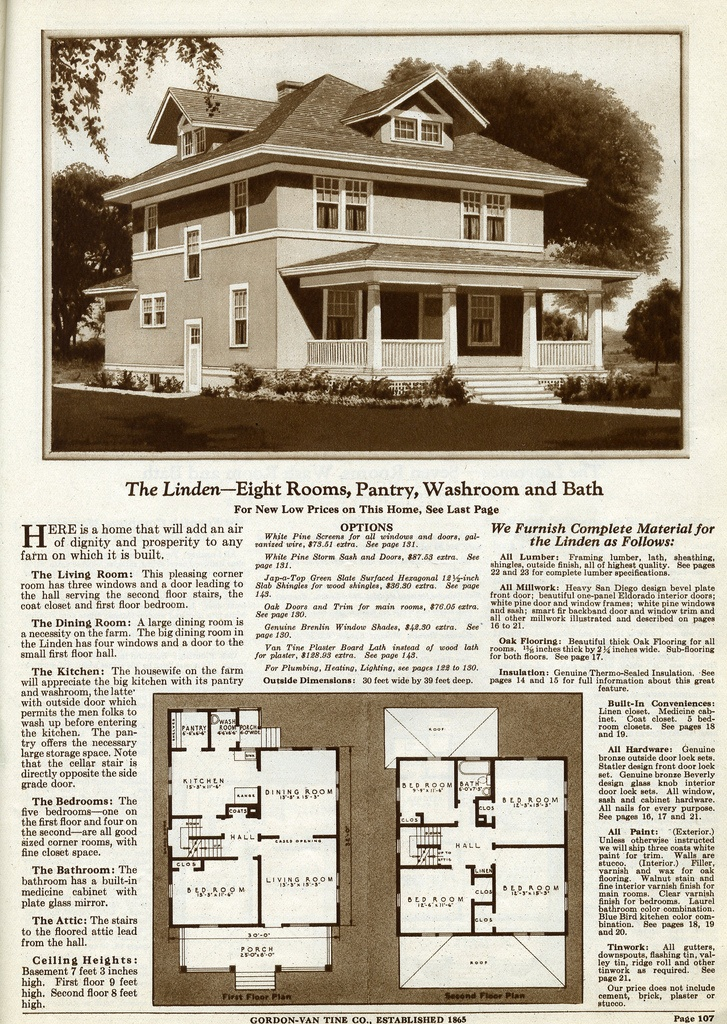 Four Squar House Design Of 1900s: 107 Best American Foursquare Homes Images On Pinterest