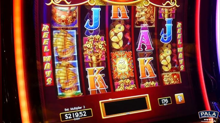 Check out our new machine that just hit the floor - Dancing Drums! Watch as we hit the Bonus Round, select the Mystery Pick Feature and get 15 Free Spins! #PalaCasino