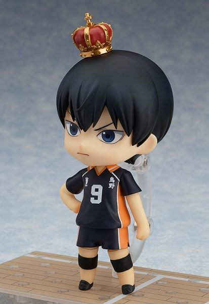 #Haikyuu Kageyama Tobio Nendoroid (Good Smile Company) http://figupan.de/Anime-Figuren/Nendoroid/Haikyuu---Kageyama-Tobio-Nendoroid--Good-Smile-Company-.html