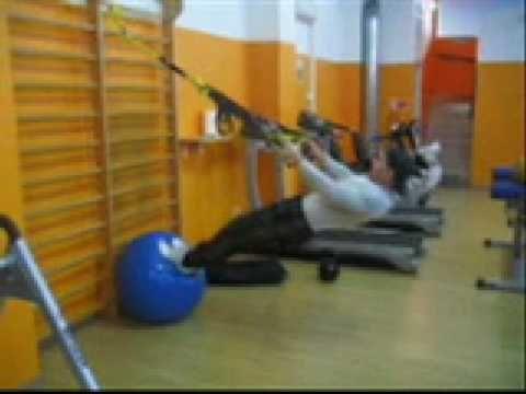 Introducing 50 TRX Exercises...