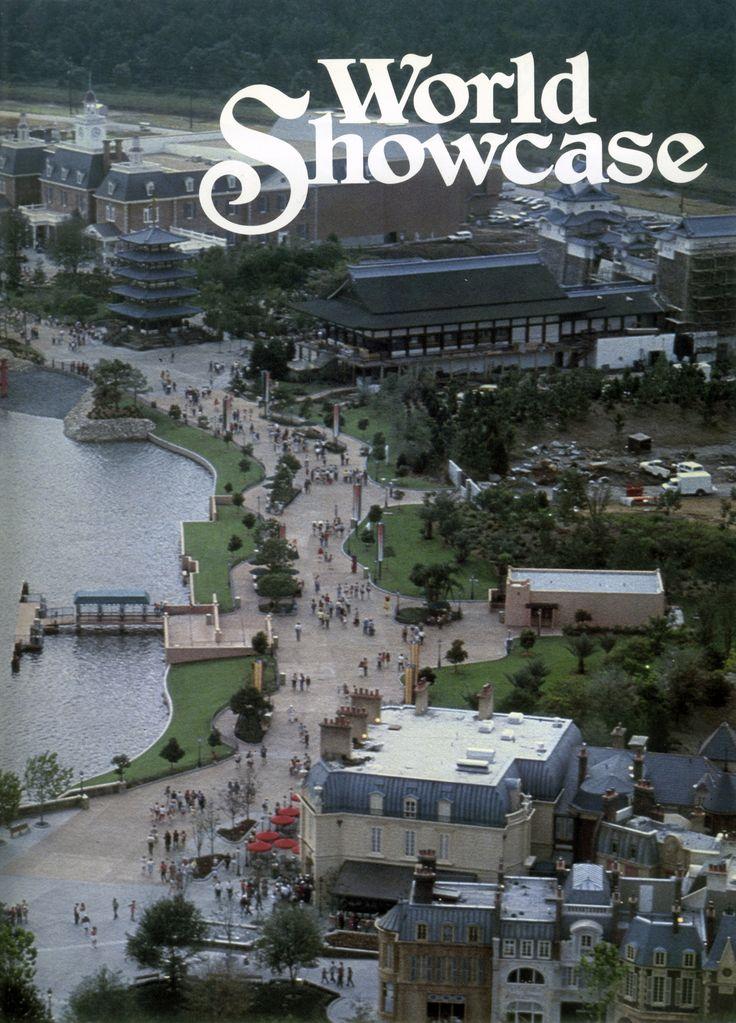 World Showcase, 1982