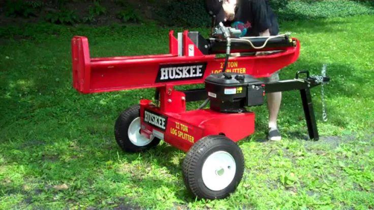 Huskee Log Splitter http://ift.tt/1shfIsG