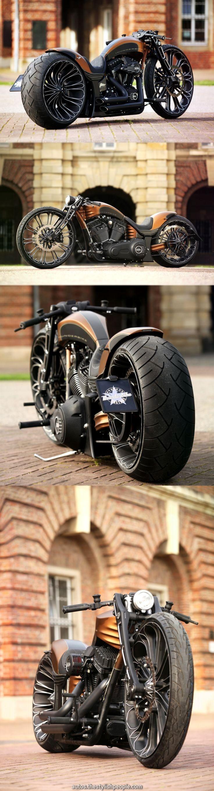 Exzellentes Thunderbike Harley-Davidson   – Motorcycles
