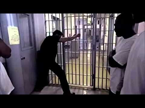 David Blaine - Bending Bars at Louisiana State Penitentiary at Angola 2006
