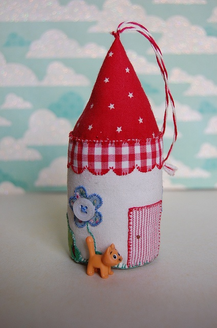 Fabric house | Flickr - Photo Sharing!