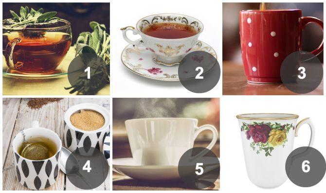 TEST osobnosti: Z ktorého hrnčeka by ste si dali čaj? | Diva.sk