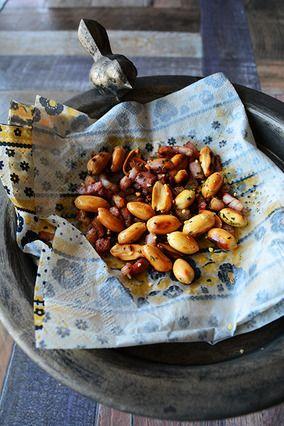 3分で家バルおつまみ! ピーナツ(ピーナッツ)とベーコンのスパイシー炒め|レシピブログ