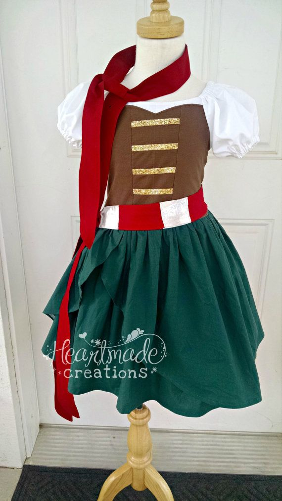 Zarina the Pirate Fairy - Character Inspired Dress - Tinkerbell and Friends - Sizes 6/12months through 10