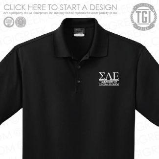 Sigma Alpha Epsilon | ΣΑΕ | SAE | PR | Fraternity PR | TGI Greek | Greek Apparel | Custom Apparel | Fraternity Tee Shirts | Fraternity T-shirts | Custom T-Shirts