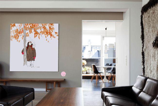 littlePortrait by @Cécile // la belette rose // Cécile Valletoux Amey // #custom #handdrawn #watercolor #portrait #children #child #enfant #marriage #mariage #wedding #card #paperie #ondemand