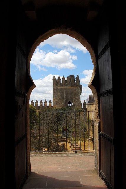 Castillo de Almodovar del Río  Córdoba  Spain