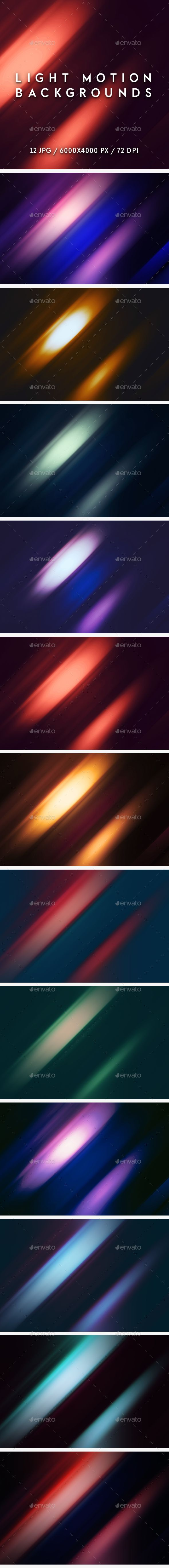 Light Motion Backgrounds - #Abstract #Backgrounds Download here: https://graphicriver.net/item/light-motion-backgrounds/19746982?ref=alena994