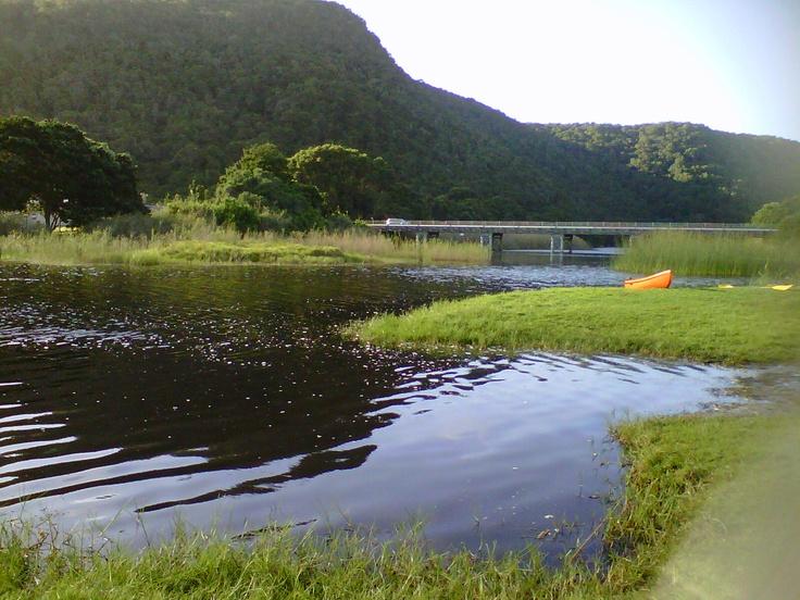 Serpentine, Wilderness, Garden Route, Western Cape