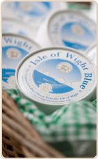 Award winning Isle of Wight cheese. Great recipes on their website too.