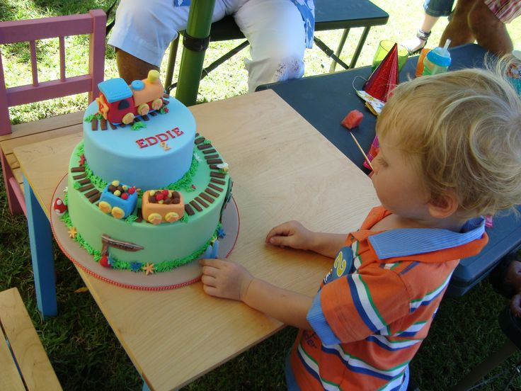 7 best Cakes images on Pinterest 3 year old boy 3 year olds and