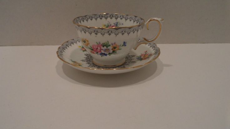 Staffordshire Gray Lace