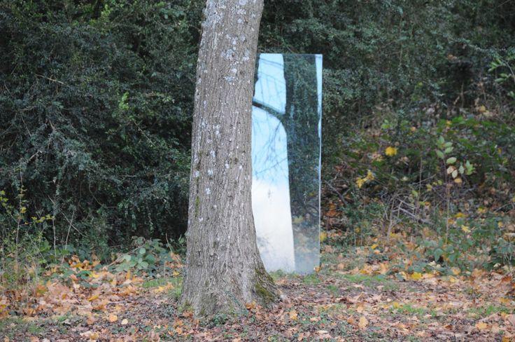 Glass tree. Couvent de La Tourette, Éveux.22/11/2015