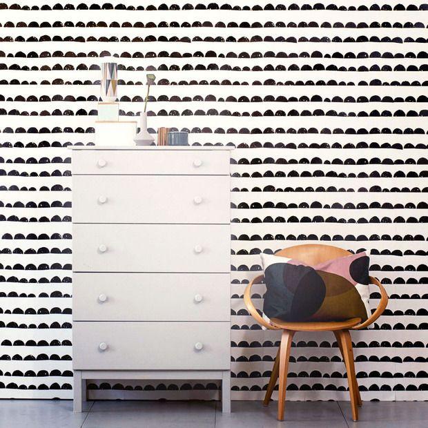 Quick Fleece Mounds Wallpaper